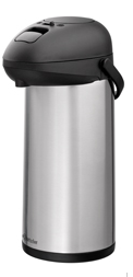 CARAFFA TERMICA IN ACCIAIO INOX DA 5 litri