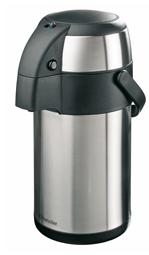 CARAFFA TERMICA IN ACCIAIO INOX DA 2,5 litri
