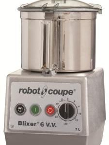 BLIXER  6 V.V.velocità variabile – CUTTER OMOGENEIZZATORE