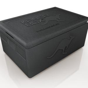 Contenitore isotermico universal box h 215 nero