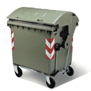 Contenitori per rifiuti e inquinanti